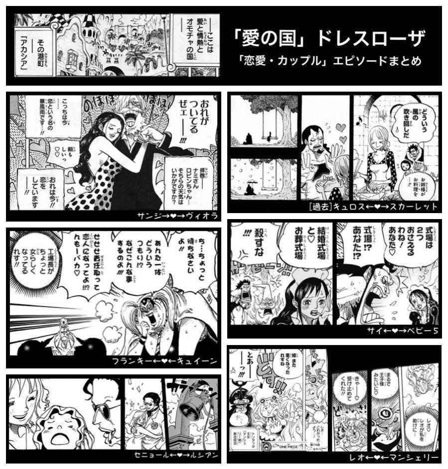 【ワンピース】ドフラミンゴの悪魔の実 ...